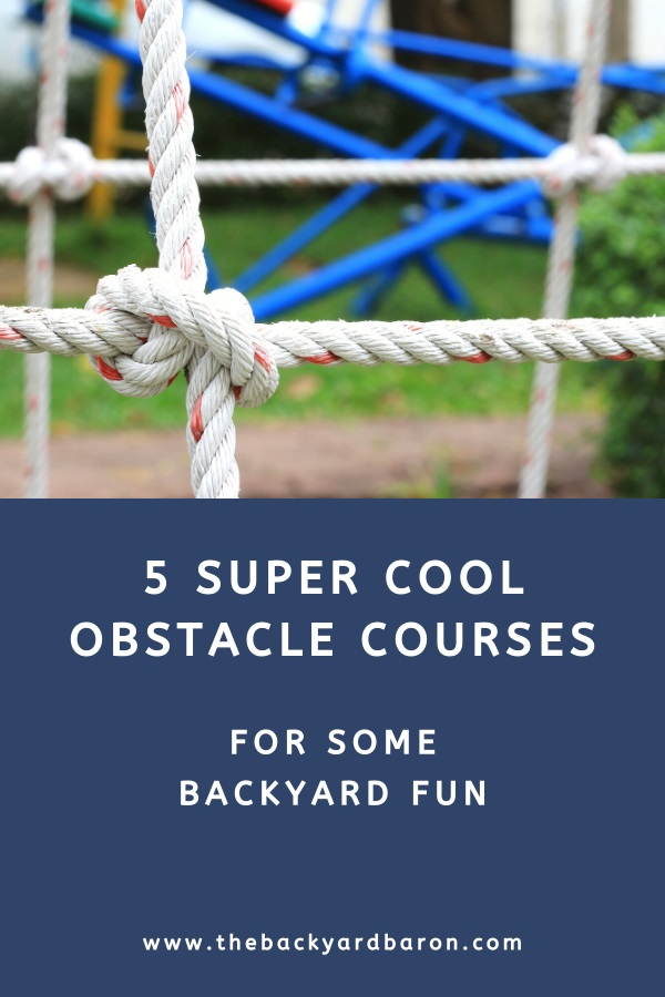 5 Best backyard obstacle courses for kids