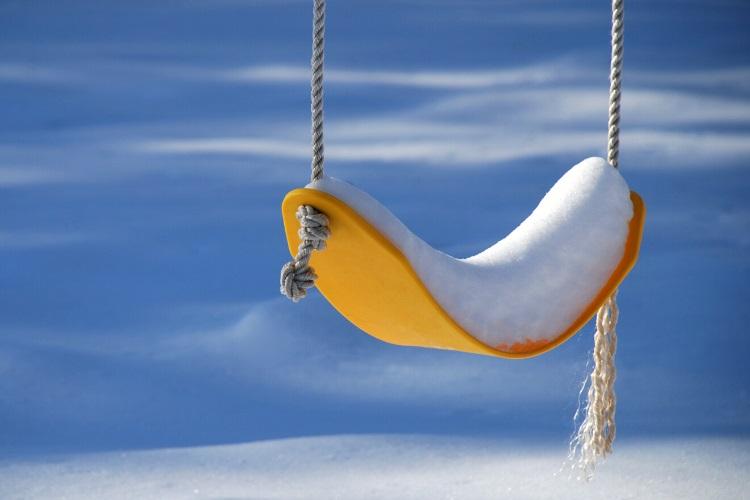 Basic tree swing