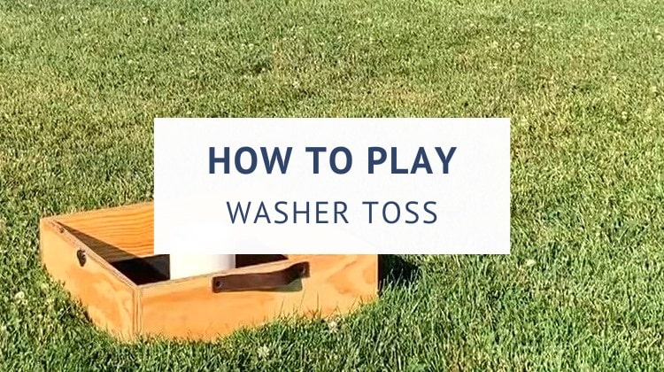 How to play washer toss (rules and scoring)