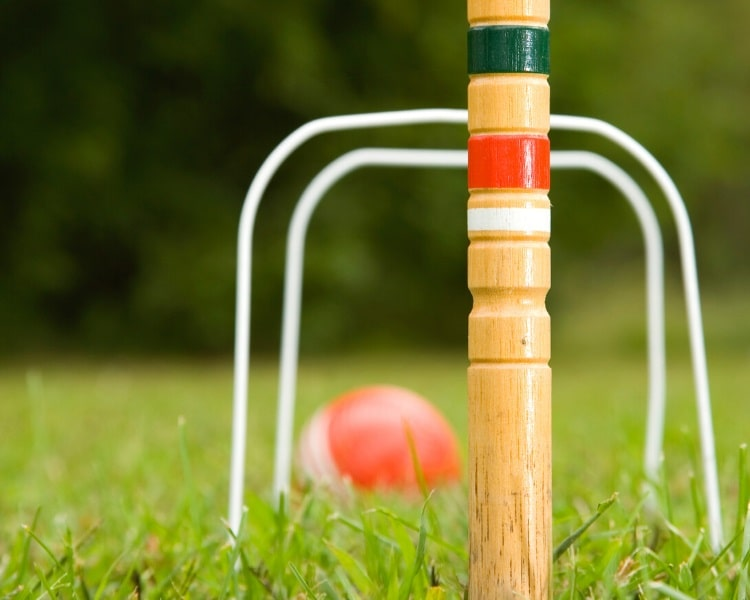 Croquet wickets