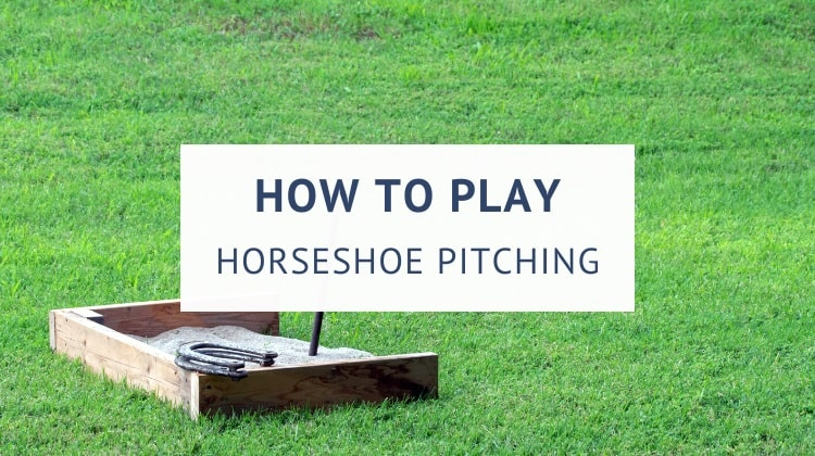 How to play horseshoes (rules and scoring)