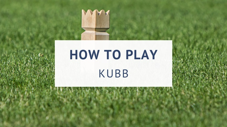 How to play Kubb (rules and setup)
