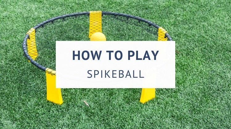 How to play spikeball (rules and scoring)