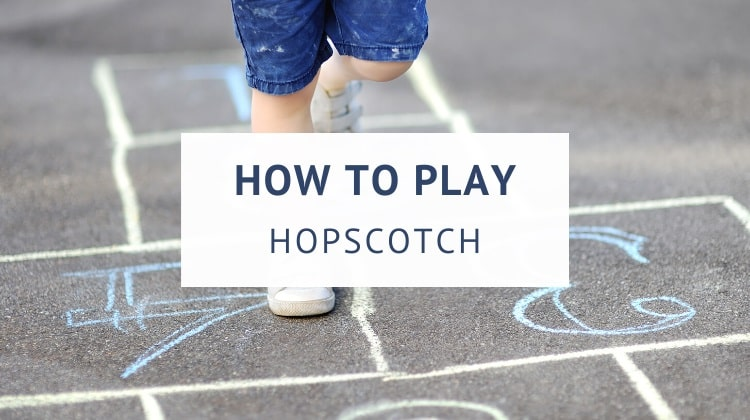 How to play hopscotch (rules and variations)