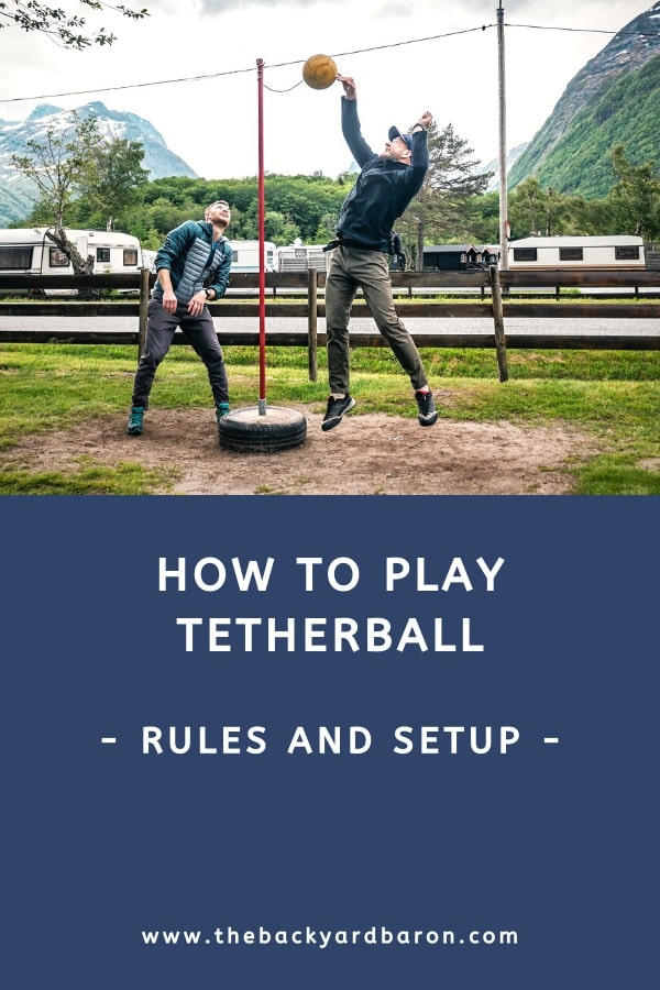 Learn how to play tetherball for beginners