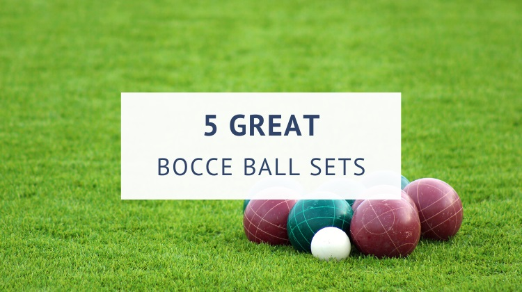 Best bocce ball sets