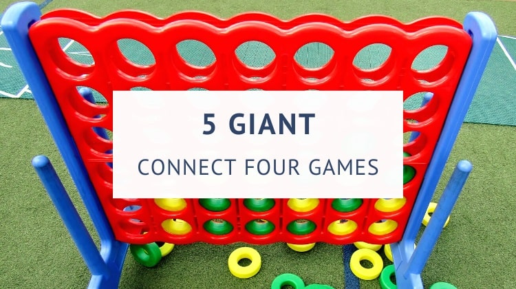 Best giant connect four game sets