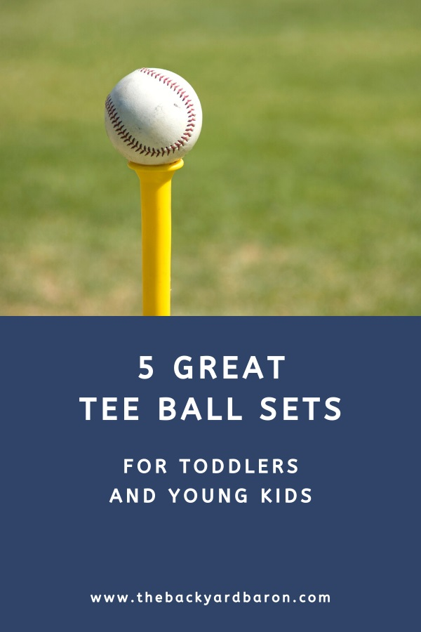 Best t-ball sets for toddlers and young kids