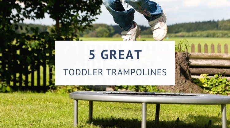 Best small trampolines for toddlers