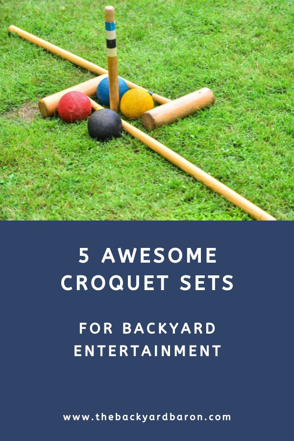 Buying guide for the best croquet set