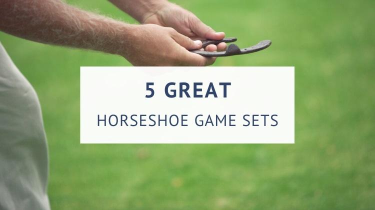 Best horseshoe game sets