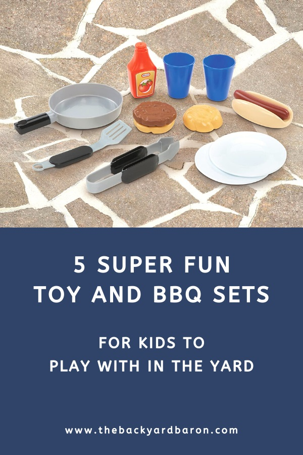 Toy grill and BBQ set buying guide