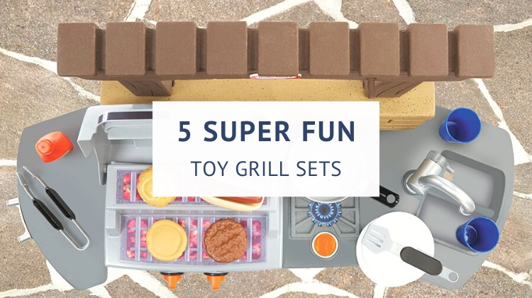 Best toy grill and BBQ sets